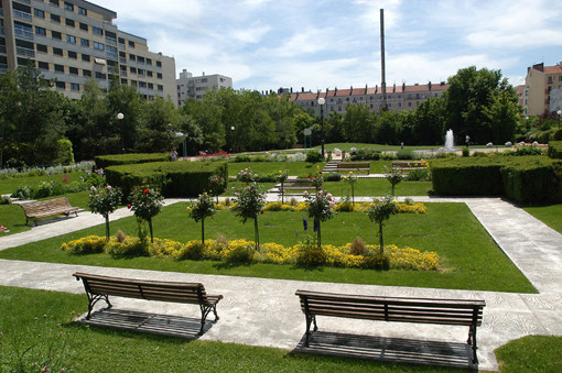 Parc grenoble - Restaurant jardin de ville grenoble ...