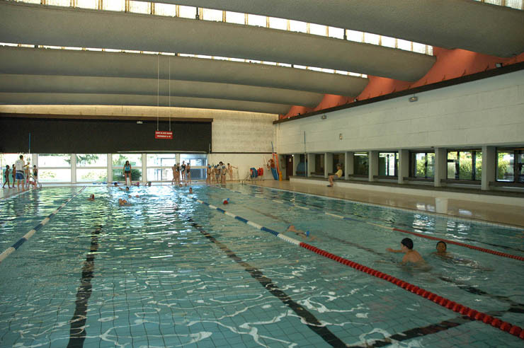 Piscine du clos d 39 or biblioth que - Piscine campus grenoble ...